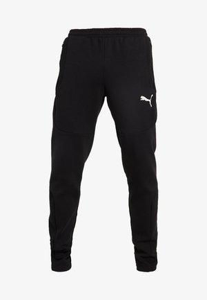 EVOSTRIPE PANTS - Tracksuit bottoms - puma black
