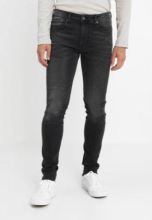 FINSBURY - Jeans Skinny Fit - black denim