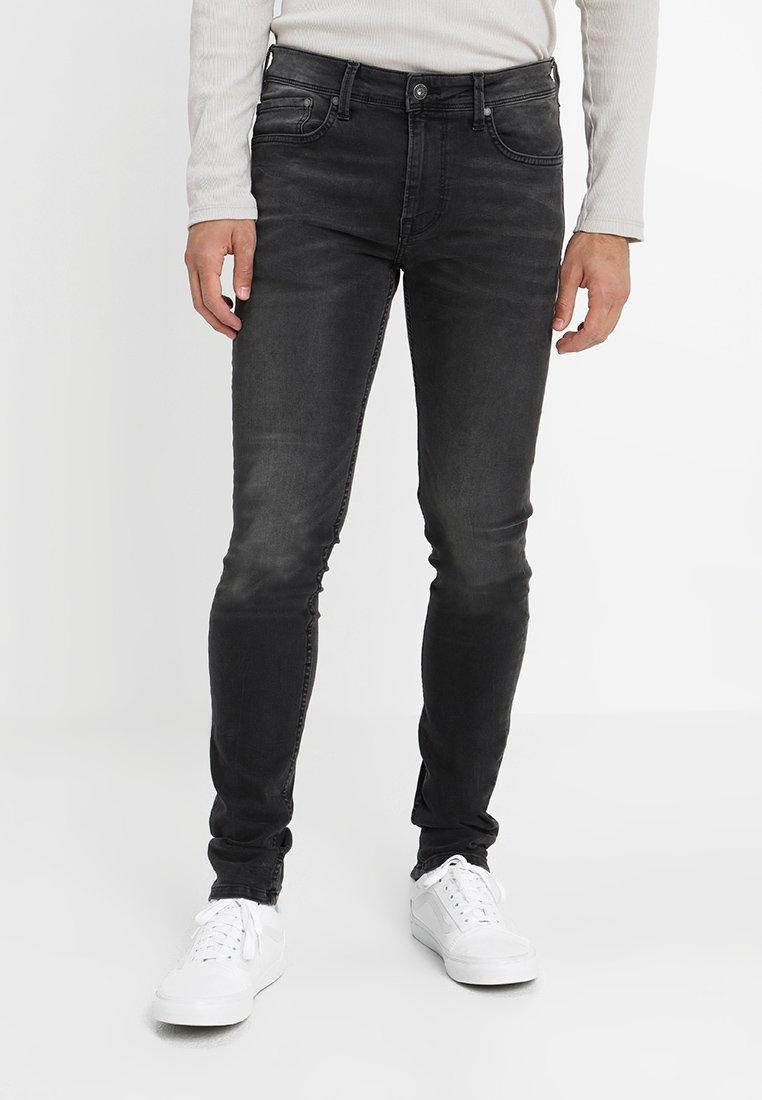Pepe Jeans - FINSBURY - Jeans Skinny Fit - black denim