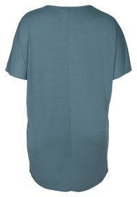 Zizzi - Print T-shirt - green - 5