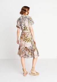 Ivko - PRINTED SAFARI - Day dress - white coffee - 2