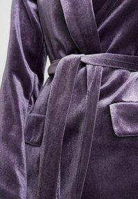 Missguided - LIGHT MAGIC TIE WAIST - Bleiseri - purple - 5