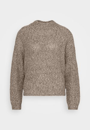 PAVILLA O-NECK - Jumper - ginger root