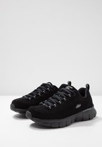 Skechers - SYNERGY 3.0  OUT & ABOUT - Trainers - black - 2