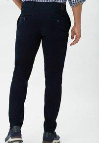 BRAX - STYLE FABIO - Trousers - ocean - 2