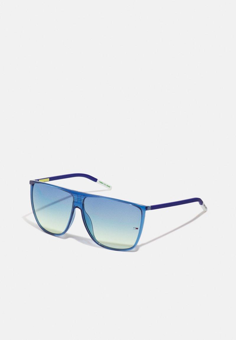 Tommy Jeans - UNISEX - Sunglasses - blue