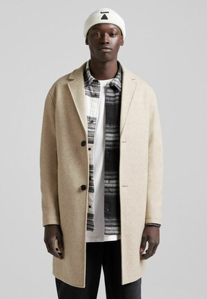 BEQUEMER - Classic coat - beige