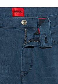 HUGO - 708 - Trousers - dark blue - 5