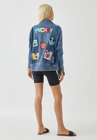 PULL&BEAR - Denim jacket - blue denim - 2