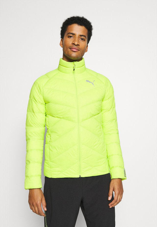 PWRWARM PACKLITE JACKET - Piumino - sharp green