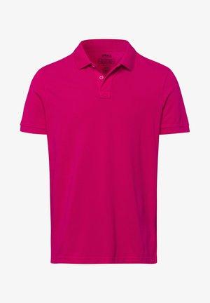 STYLE PELÉ - Polo shirt - dragonfruit
