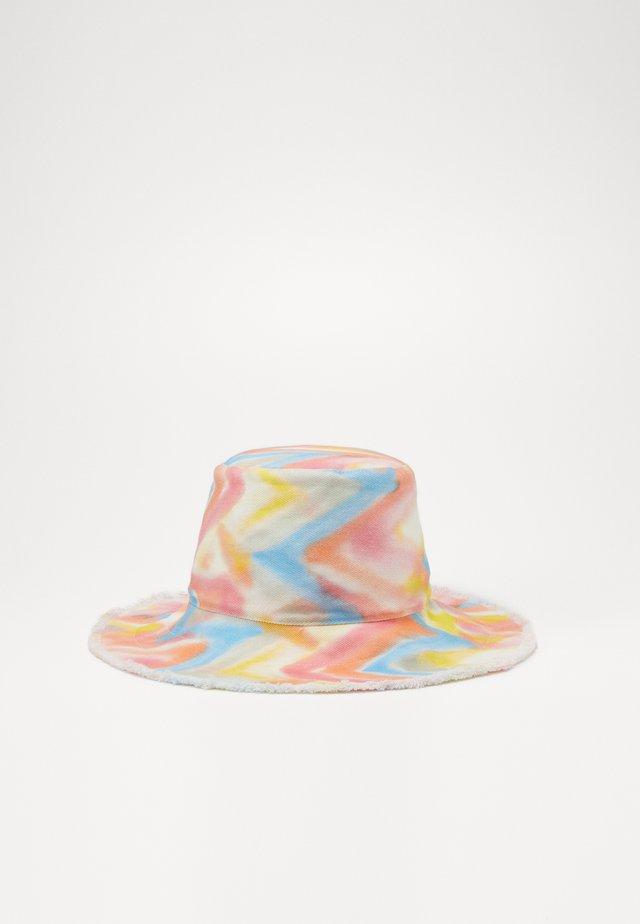CAPPELLO ZIG ZAG CAPPELLO - Chapeau - multicolor