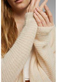 Esprit Collection - Cardigan - cream beige - 5