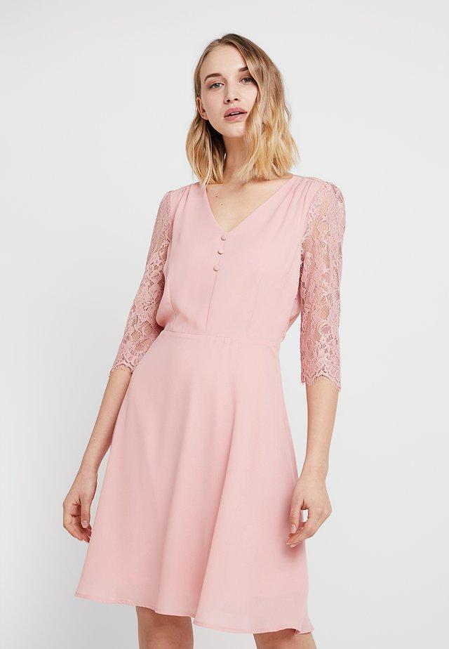 Skjortklänning - mellow rose