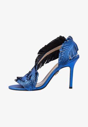 DOMI - Sandals - niebieski