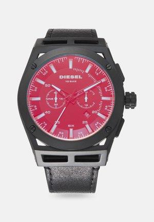 TIMEFRAME - Chronograph watch - black