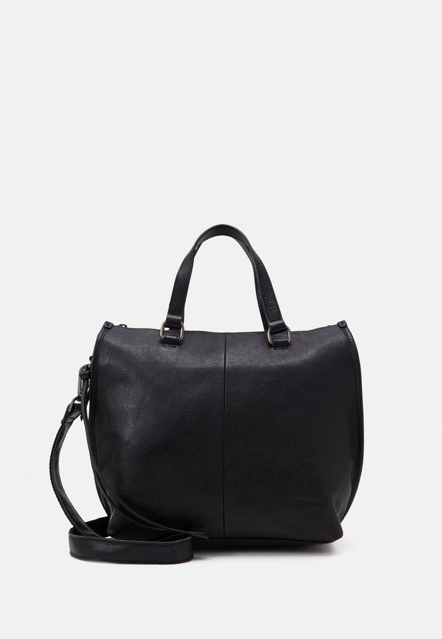 MOSS - Handtasche - black