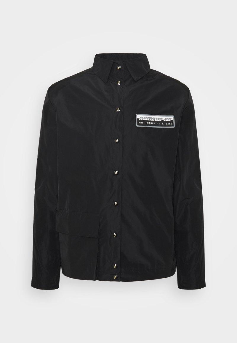 NUMERO 00 - POCKET JACKET - Summer jacket - black
