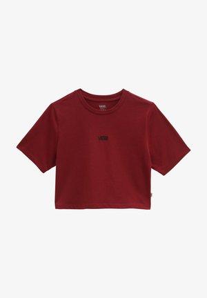 T-shirt basique - pomegranate