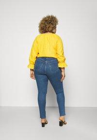 Levi's® Plus - 721 HI RISE SKINNY - Jeans Skinny Fit - bogota heart - 2