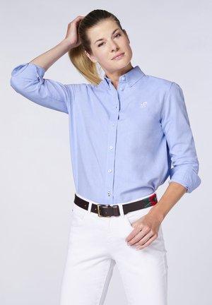 OXFORD REGULAR FIT - Button-down blouse -  brunnera bl