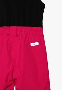 Reima - ORYON - Snow pants - raspberry pink - 5