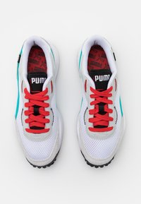 Puma - STYLE RIDER NEO ARCHIVE - Trainers - white/gray violet - 3