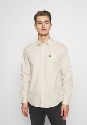 RIPSTOP - Shirt - sesame