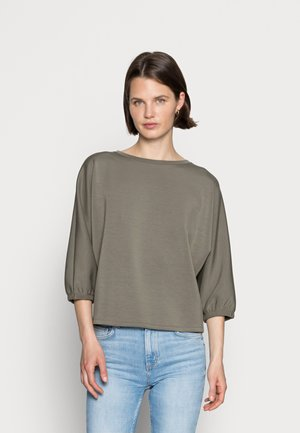 GOMIN - Long sleeved top - soft moss