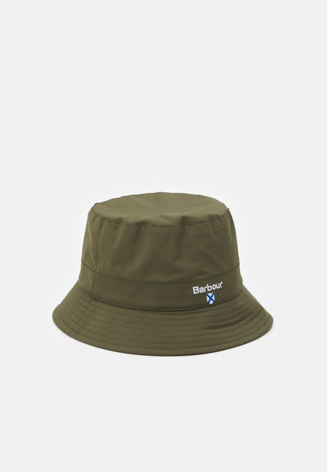 CREST WATERPROOF SPORTS HAT UNISEX - Hoed - olive