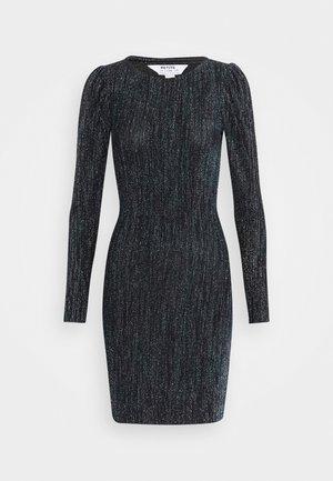 BODYCON MINI DRESS - Cocktail dress / Party dress - blue