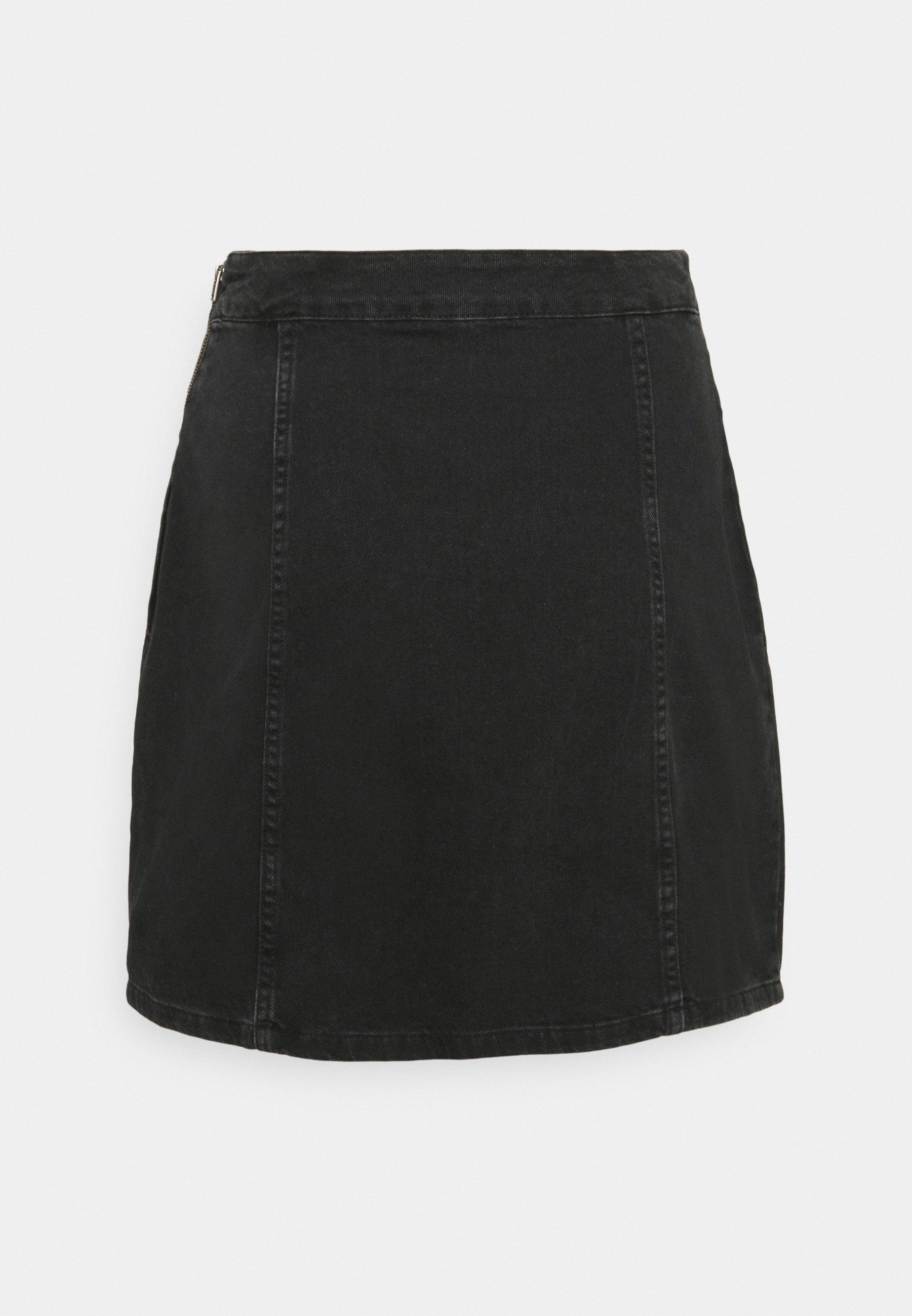 Femme NMPERI SKIRT - Jupe en jean