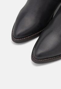 mtng - TEO - Cowboystøvler - black - 5