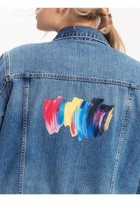 Cross Jeans - PAUL SCHRADER - Denim jacket - blue - 3