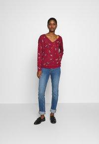 QS by s.Oliver - Slim fit jeans - blue denim - 1
