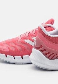 adidas Performance - CLIMACOOL VENTANIA - Neutrální běžecké boty - hazy rose/footwear white/core black - 5