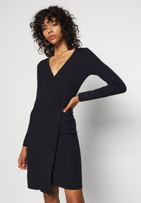 4th & Reckless - OXFORD DRESS - Shift dress - navy - 3