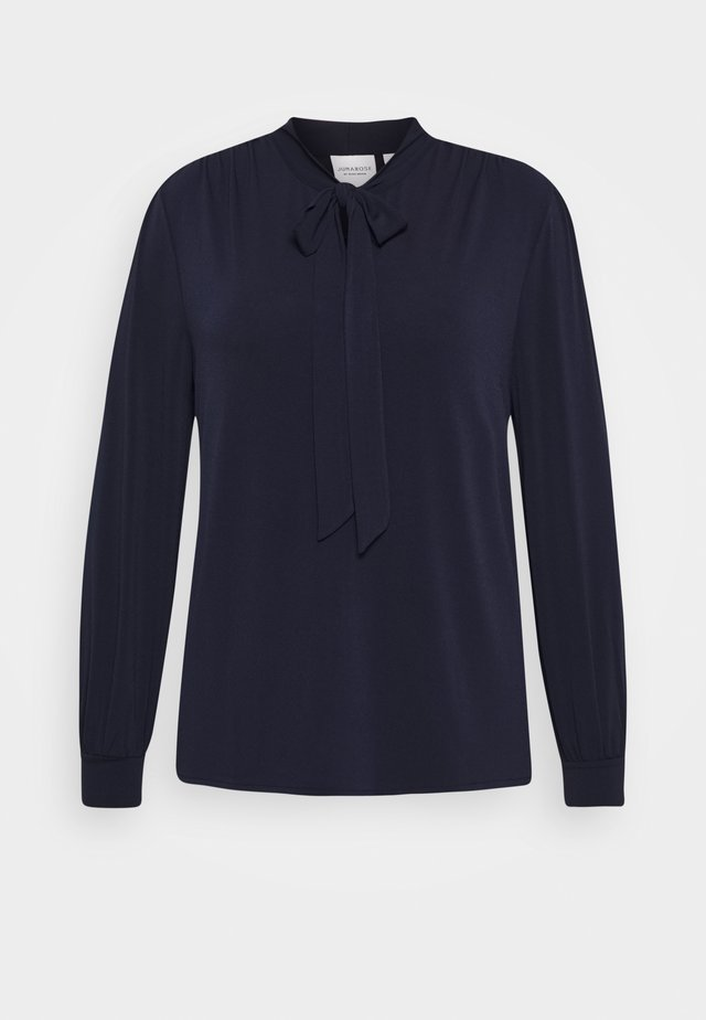 JRCARRIE - Long sleeved top - navy blazer