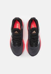 adidas Performance - SOLAR GLIDE ST 3  - Zapatillas de running estables - grey five/crystal white/signal pink - 3