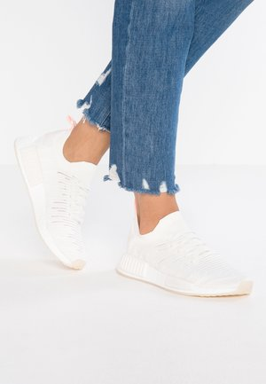 NMD_R1 STLT PK - Baskets basses - cloud white/clear orange