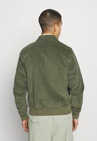 REVOLUTION - Summer jacket - army - 2