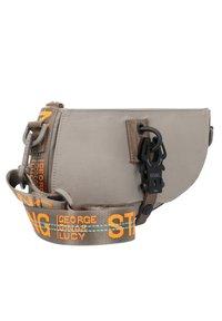 George Gina & Lucy - SHOOTER  - Bum bag - mud neon orange - 4