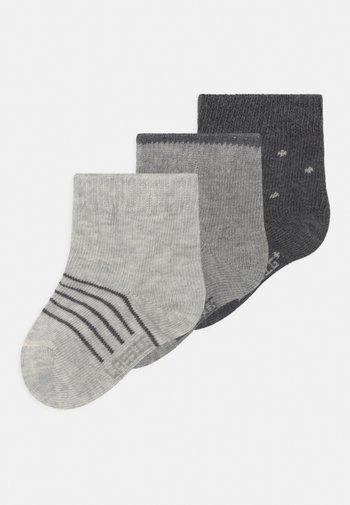 3 PACK UNISEX - Socks - multi-coloured
