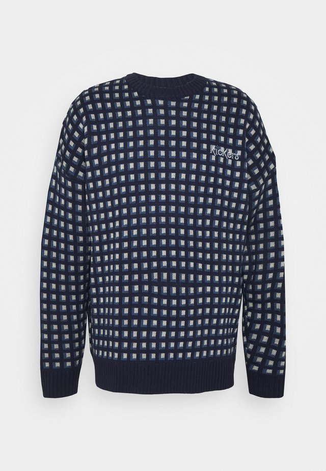 PATTERN JUMPER - Neule - multi