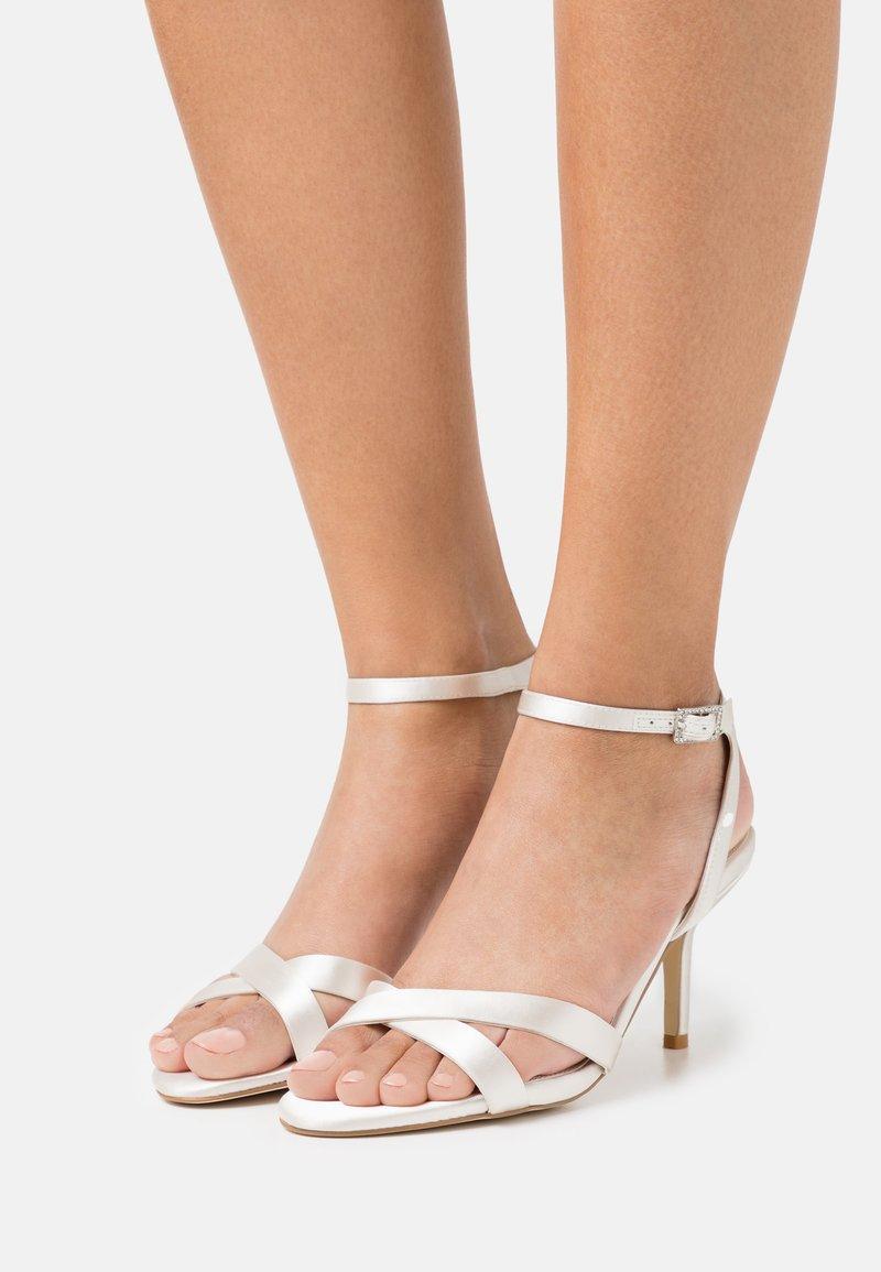 Dune London - MIRRA - Sandals - ivory