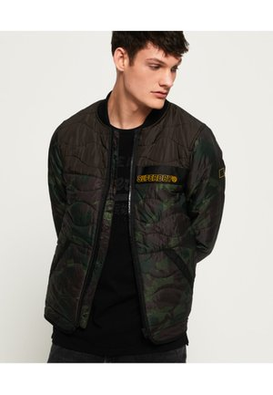 Bomber Jacket - multi-coloured