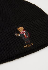 Polo Ralph Lauren - COCOA BEAR - Mütze - black - 5