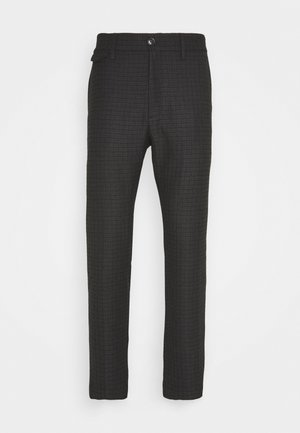 ATELIER TAPERED - Trousers - dark lava