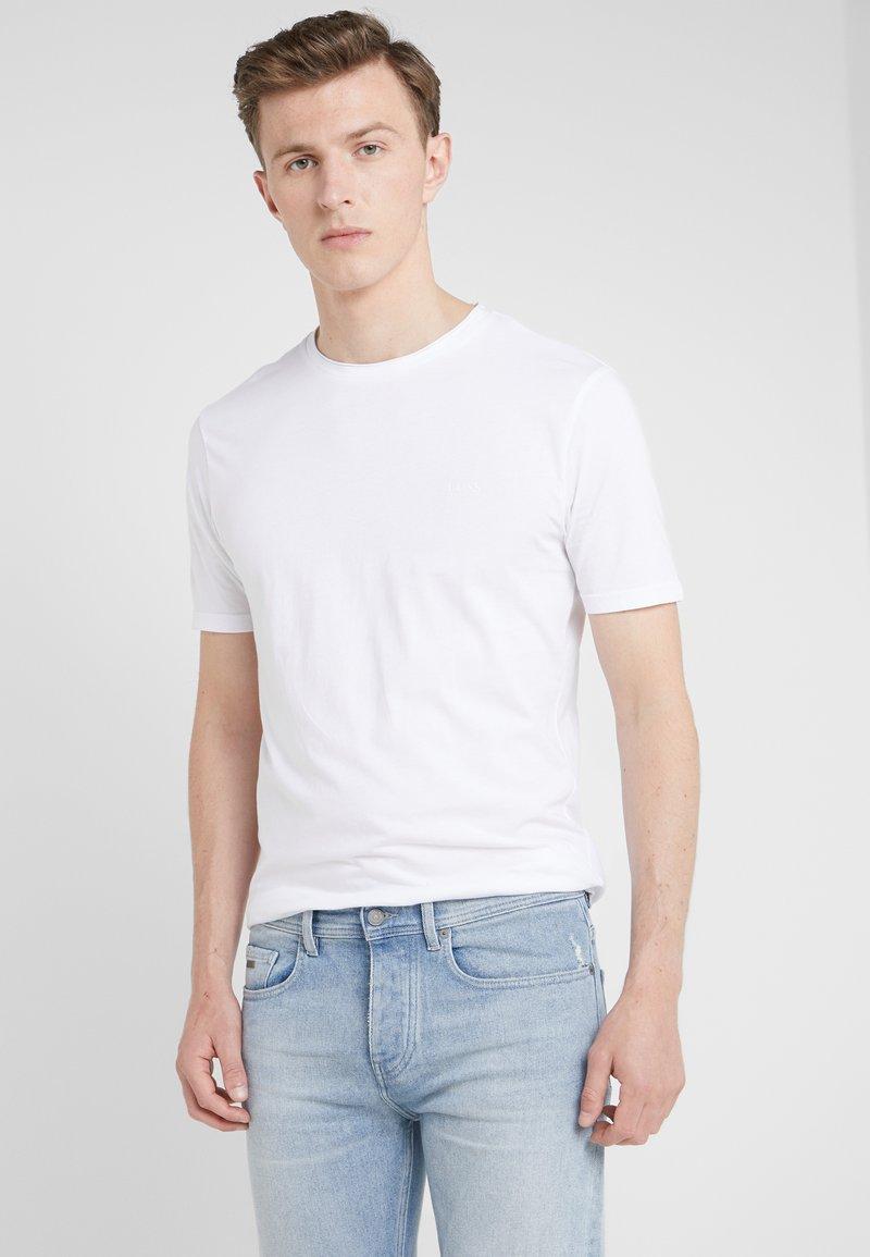 BOSS - TRUST - Basic T-shirt - white