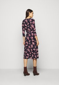 Lauren Ralph Lauren - MATTE DRESS - Day dress - navy/orient - 2